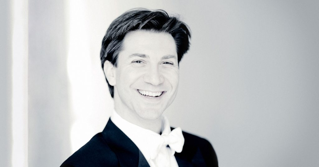 ALESSANDRO CRUDELE IS A NEW PRINCIPAL GUEST CONDUCTOR OF THE RTS SYMPHONY ORCHESTRA