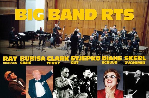 """Stjepko Gut i Big bend RTS """"Omaž Klarku Teriju"""""""