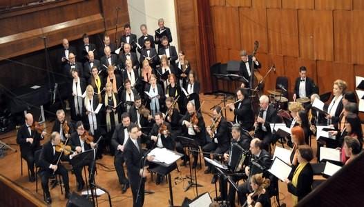 30 godina Susretanja uz Big bend, Hor i Narodni orkestar RTS