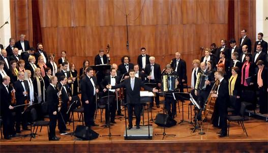 Hor i Narodni orkestar RTS na turneji!