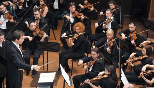 Prenos koncerta Simfonijskog orkestra na programima RTS-a