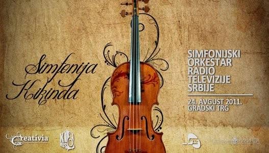 Симфонија Кикинда