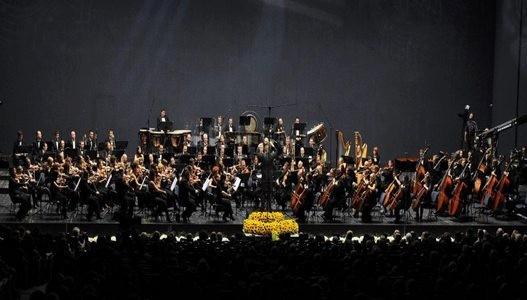Симфонијски оркестар РТС на Бемусу