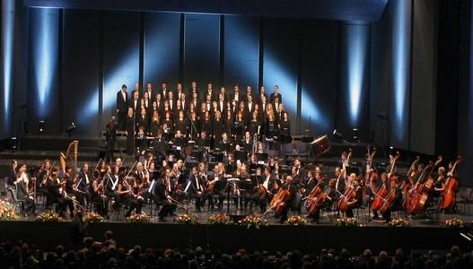 """75 година Симфонијског оркестра РТС Лењинградска симфонија 8. фебруара у Центру """"Сава"""""""