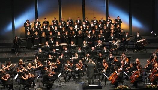 Хор и Симфонијски оркестар РТС за рођендан УН