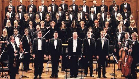 21. фебруар: Хор и Симфонијски оркестар РТС