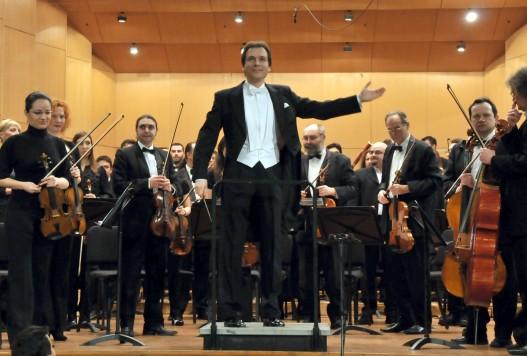 16. јун: Симфонијски оркестар РТС