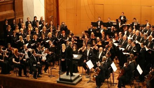 24. новембар: Хор и Симфонијски оркестар РТС