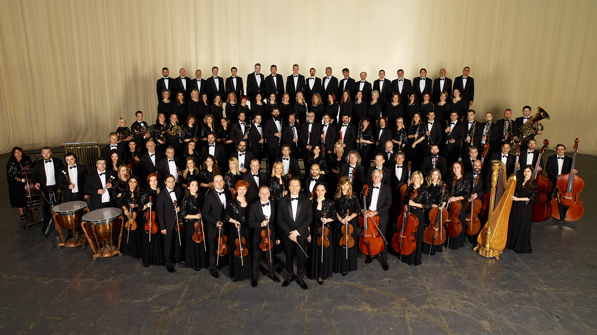 """CONCERT OF THE RTS SYMPHONY ORCHESTRA AND CHOIR AT THE """"DANI SLOBODE"""" MANIFESTATION"""