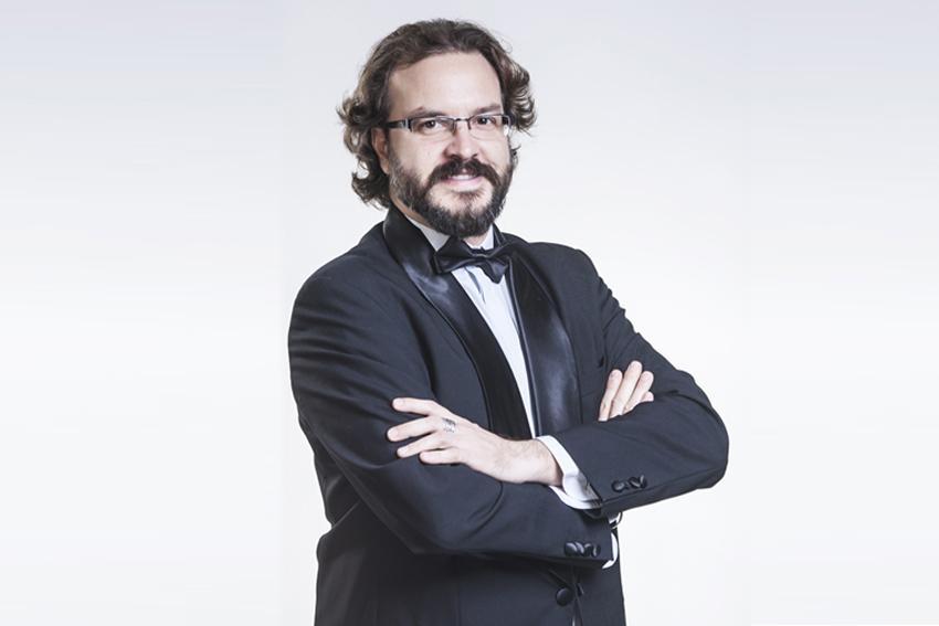 Александар Новаковић - бас Хора РТС