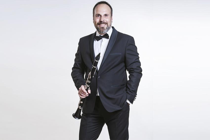 Ненад Нешић - соло кларинетиста Симфонијског оркестра РТС