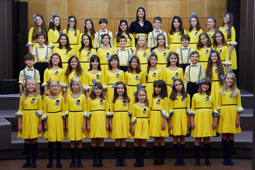 KOLIBRI CHOIR AND BIG BEND RTS IN ZAGREB