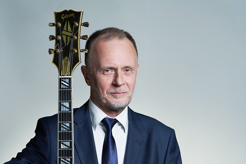 Goran Potic, guitar