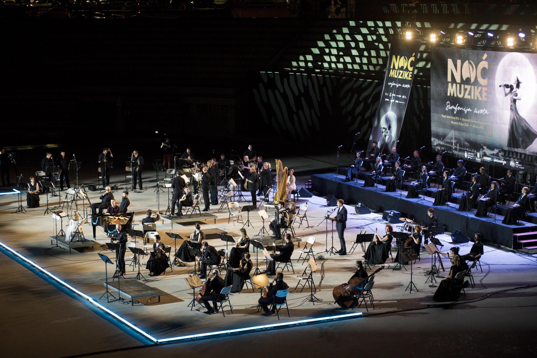 Music Nights, 28.08., RTS Symphony Orchestra, Tasmajdan