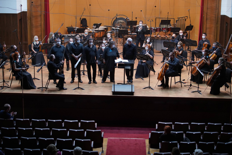 Симфонијски оркестар РТС отвара сезону, 24.09.2020. , Коларчева задужбина