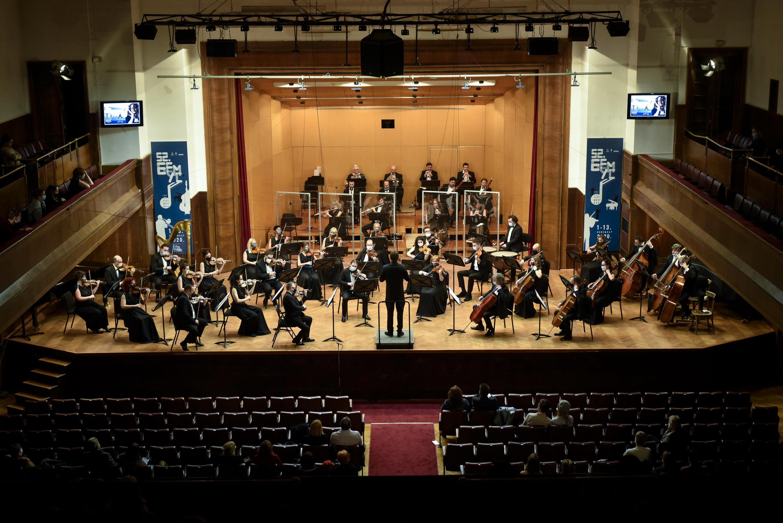 Симфонијски оркестар РТС, Коларац 11.11.2020.